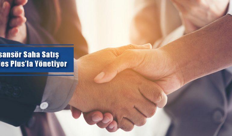 integra asansör saha satış sürecini sales plus ile yönetiyor